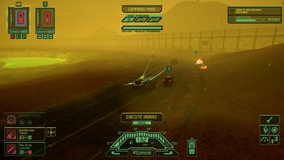 Dark Future: Blood Red States Screenshot 4