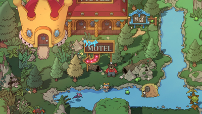 The Swords of Ditto: Mormo's Curse Screenshot 2