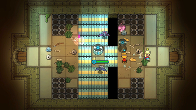 The Swords of Ditto: Mormo's Curse Screenshot 6