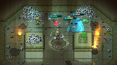 The Swords of Ditto: Mormo's Curse Screenshot 7