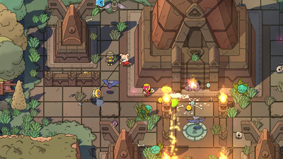 The Swords of Ditto: Mormo's Curse Screenshot 13