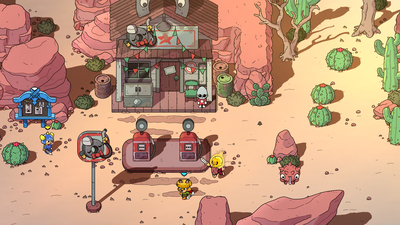 The Swords of Ditto: Mormo's Curse Screenshot 3