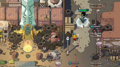 The Swords of Ditto: Mormo's Curse Screenshot 4