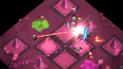 The Swords of Ditto: Mormo's Curse Screenshot 11