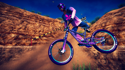 Descenders Screenshot 9