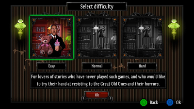 Lovecraft's Untold Stories Screenshot 4
