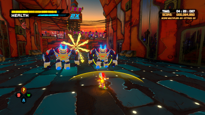 Spark the Electric Jester 2 Screenshot 11