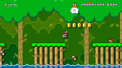 Super Mario Maker 2 Screenshot 9