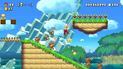 Super Mario Maker 2 Screenshot 5