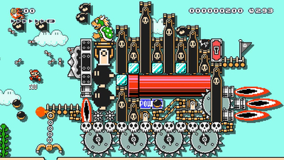 Super Mario Maker 2 Screenshot 11