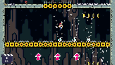 Super Mario Maker 2 Screenshot 2