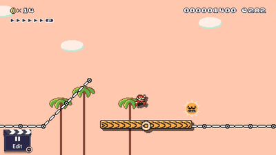 Super Mario Maker 2 Screenshot 3