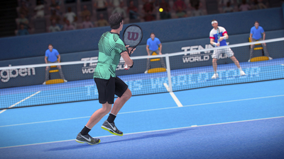 Tennis World Tour: Roland-Garros Edition Screenshot 2