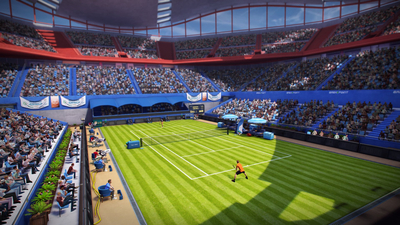 Tennis World Tour: Roland-Garros Edition Screenshot 1