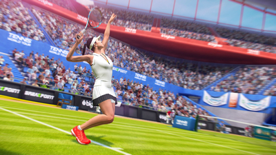 Tennis World Tour: Roland-Garros Edition Screenshot 3