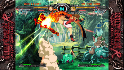 Guilty Gear 20th Anniversary Edition Screenshot 3