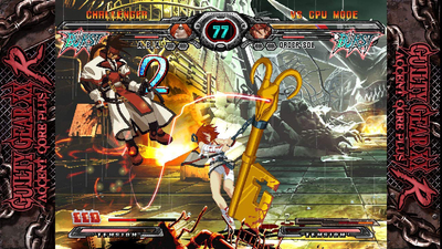 Guilty Gear 20th Anniversary Edition Screenshot 4