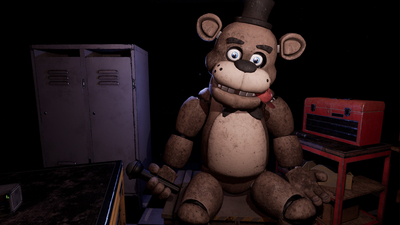 Five Nights at Freddy's VR: Help Wanted Screenshot 2