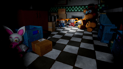 Five Nights at Freddy's VR: Help Wanted Screenshot 4