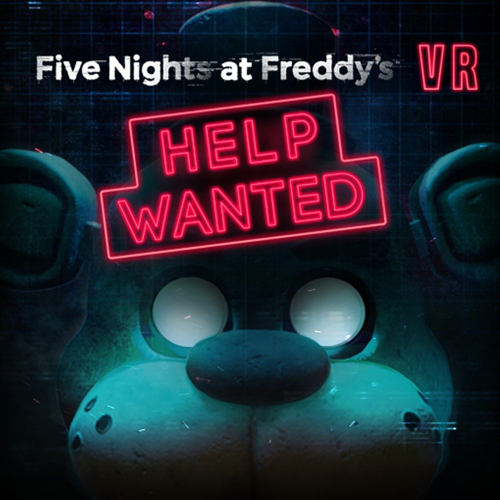 Five Nights at Freddy's VR: Help Wanted Masthead