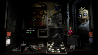 Five Nights at Freddy's VR: Help Wanted Screenshot 1