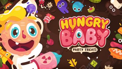 Hungry Baby: Party Treats Masthead