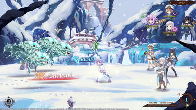 Super Neptunia RPG Screenshot 10