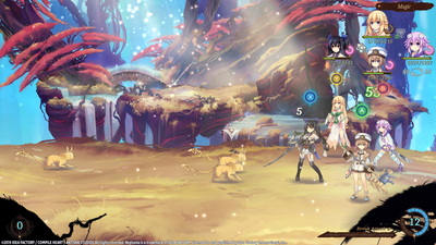 Super Neptunia RPG Screenshot 9