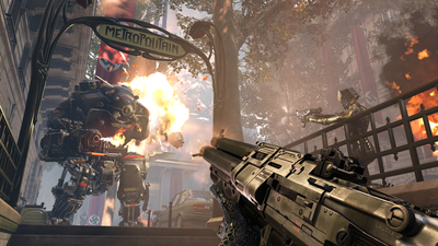 Wolfenstein: Youngblood Screenshot 3