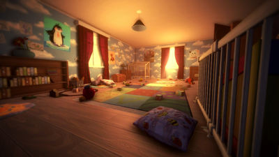 Among the Sleep: Enhanced Edition Screenshot 1