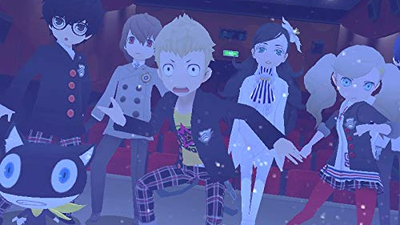 Persona Q2: New Cinema Labyrinth Masthead