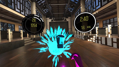 BoxVR Screenshot 2