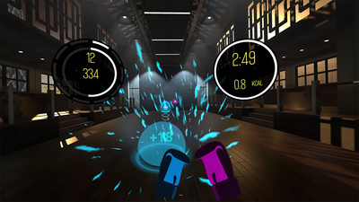 BoxVR Screenshot 3