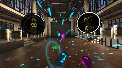 BoxVR Screenshot 1