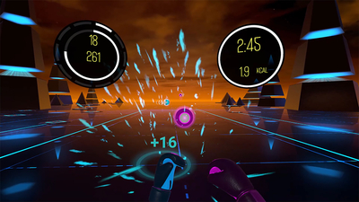 BoxVR Screenshot 5