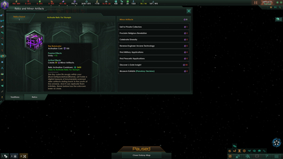 Stellaris: Ancient Relics Screenshot 2