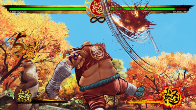Samurai Shodown Screenshot 3