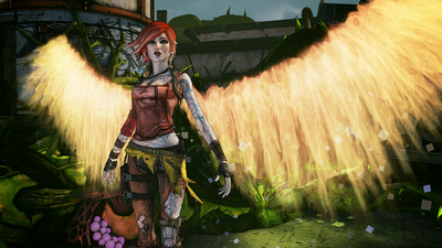 Borderlands 2: Commander Lilith and The Fight For Sanctuary Screenshot 1