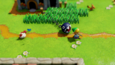 The Legend of Zelda: Link's Awakening Screenshot 3