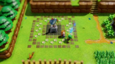The Legend of Zelda: Link's Awakening Screenshot 1