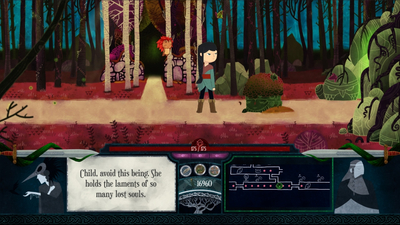 Lost King's Lullaby Screenshot 2