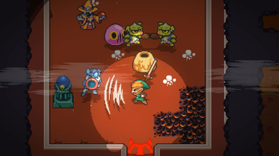 Cadence of Hyrule: Crypt of the NecroDancer Screenshot 3