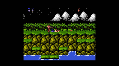 Contra Anniversary Collection Screenshot 2