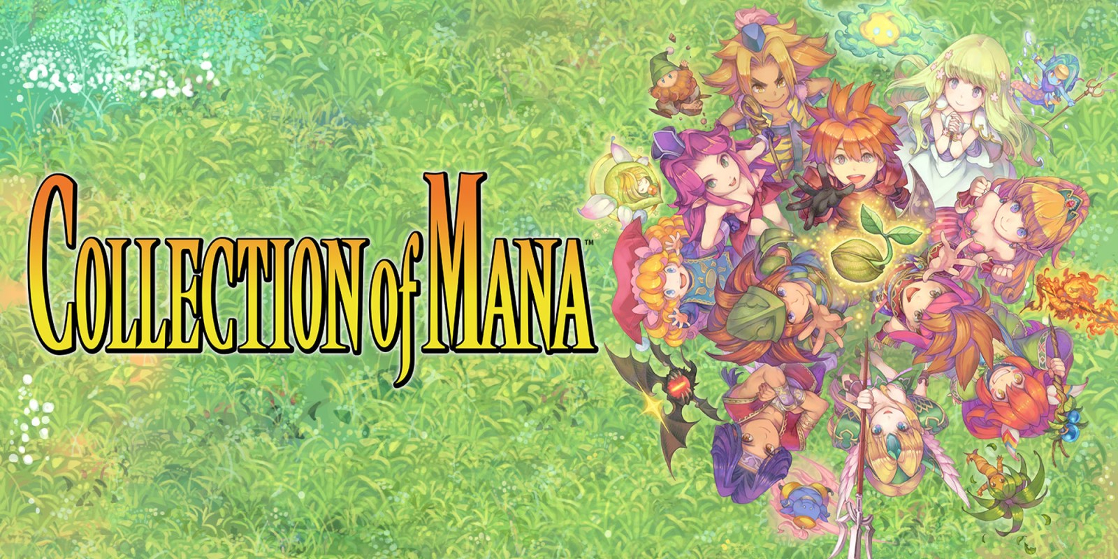 Collection of Mana Masthead