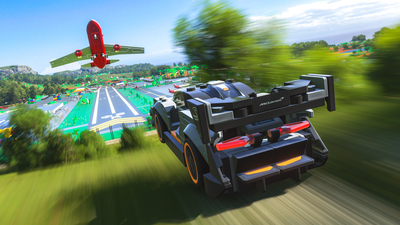 Forza Horizon 4 - LEGO Speed Champions Screenshot 6