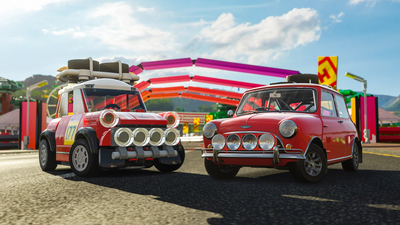Forza Horizon 4 - LEGO Speed Champions Screenshot 7