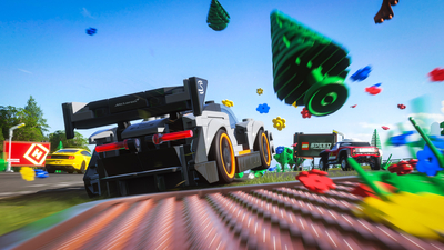 Forza Horizon 4 - LEGO Speed Champions Screenshot 4