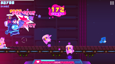 Muse Dash Screenshot 1