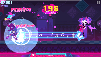 Muse Dash Screenshot 3