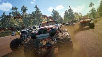 Monster Jam Steel Titans Screenshot 6